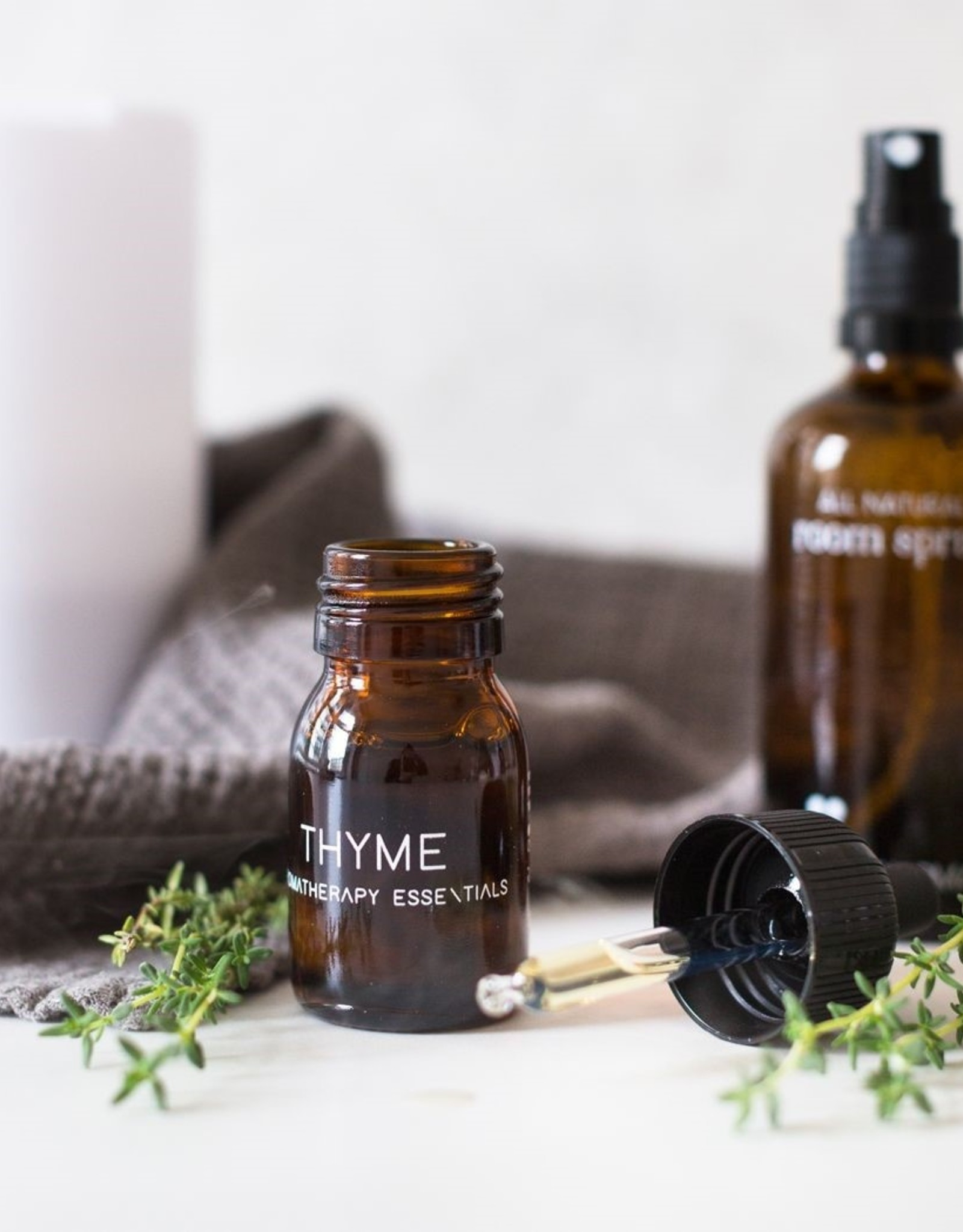 RainPharma Rainpharma - Essential Oil Thyme 30ml