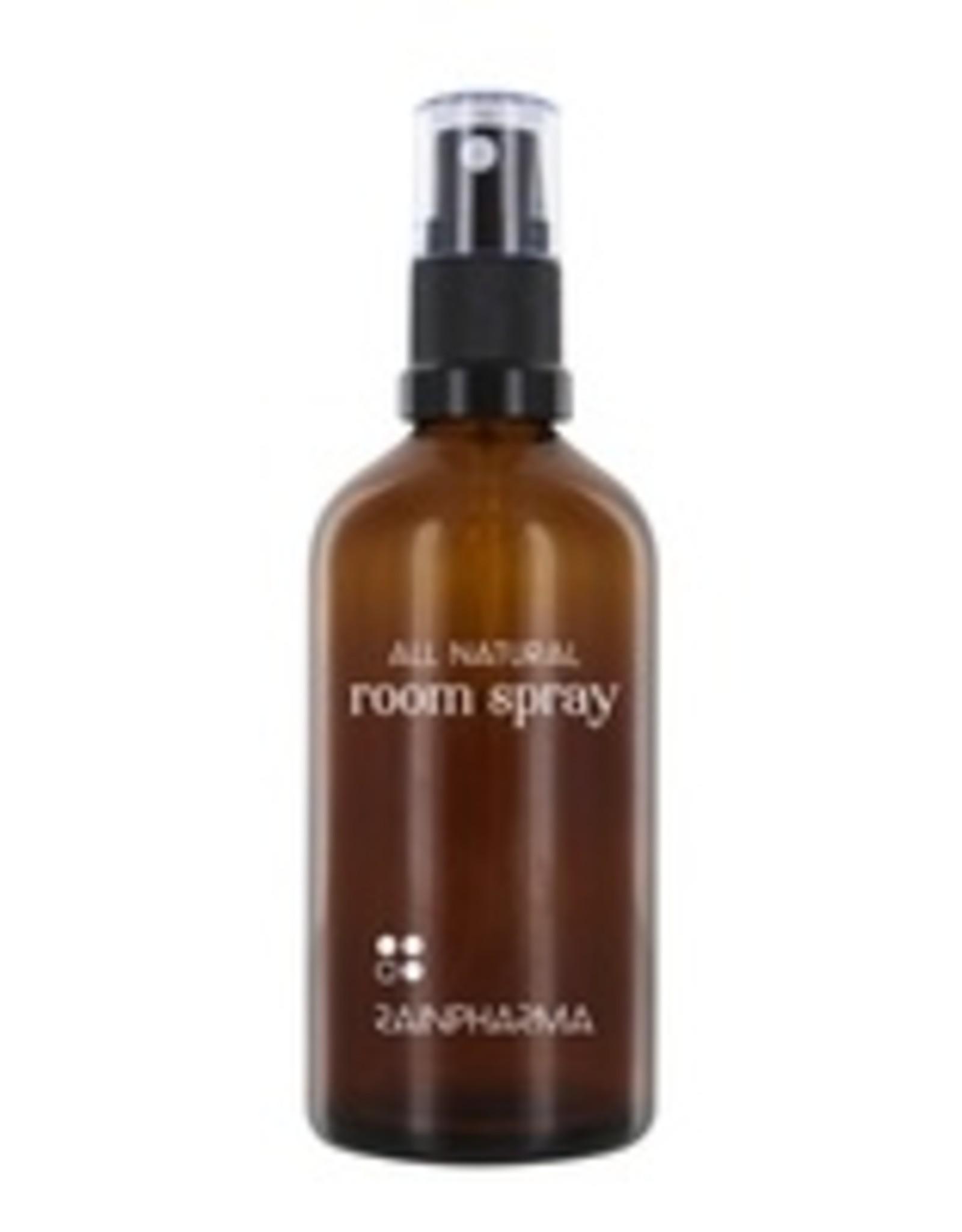 RainPharma Rainpharma - Room Spray Bottle 100ml Brown Glass