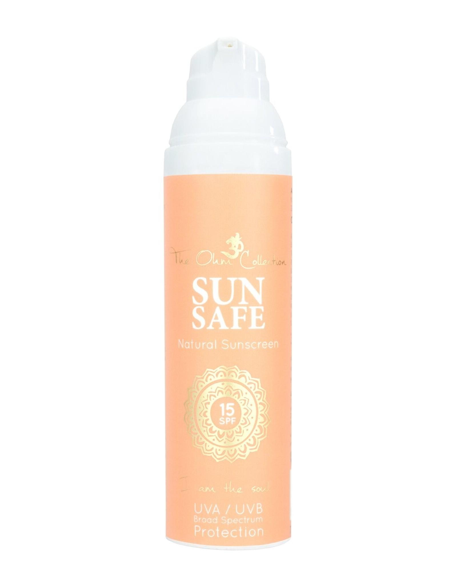 Ohm Sun Safe SPF 15 75ml - Ohm