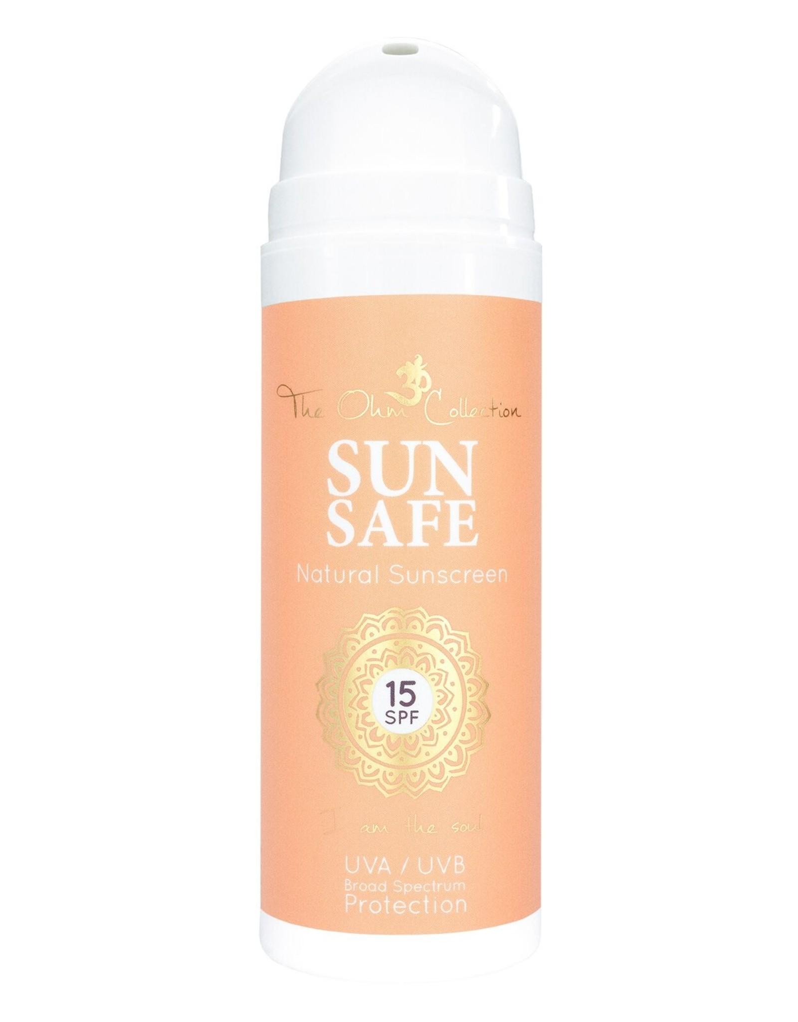 Ohm Sun Safe SPF 15 150ml - Ohm