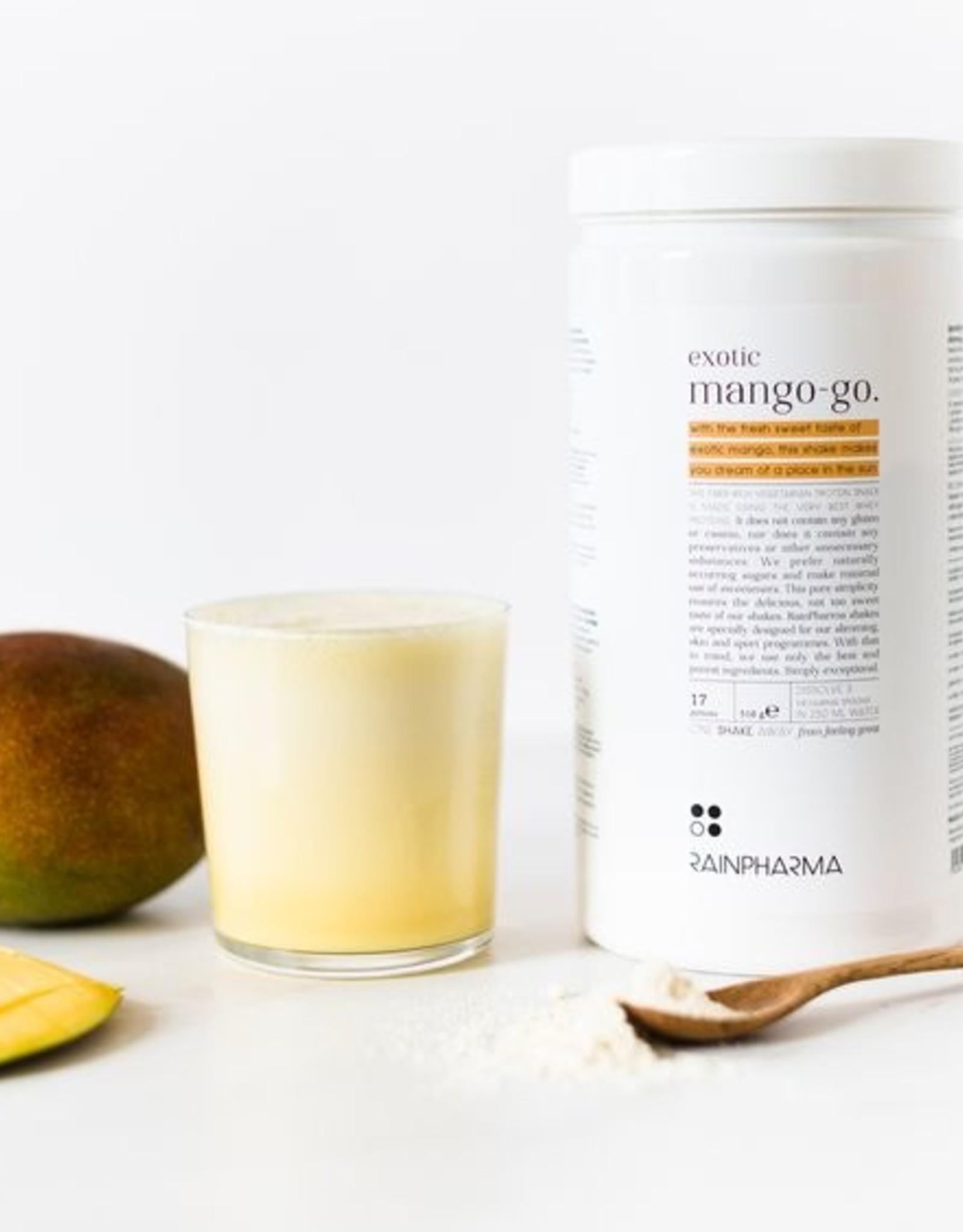 RainPharma Exotic Mango-go 510g - Rainpharma