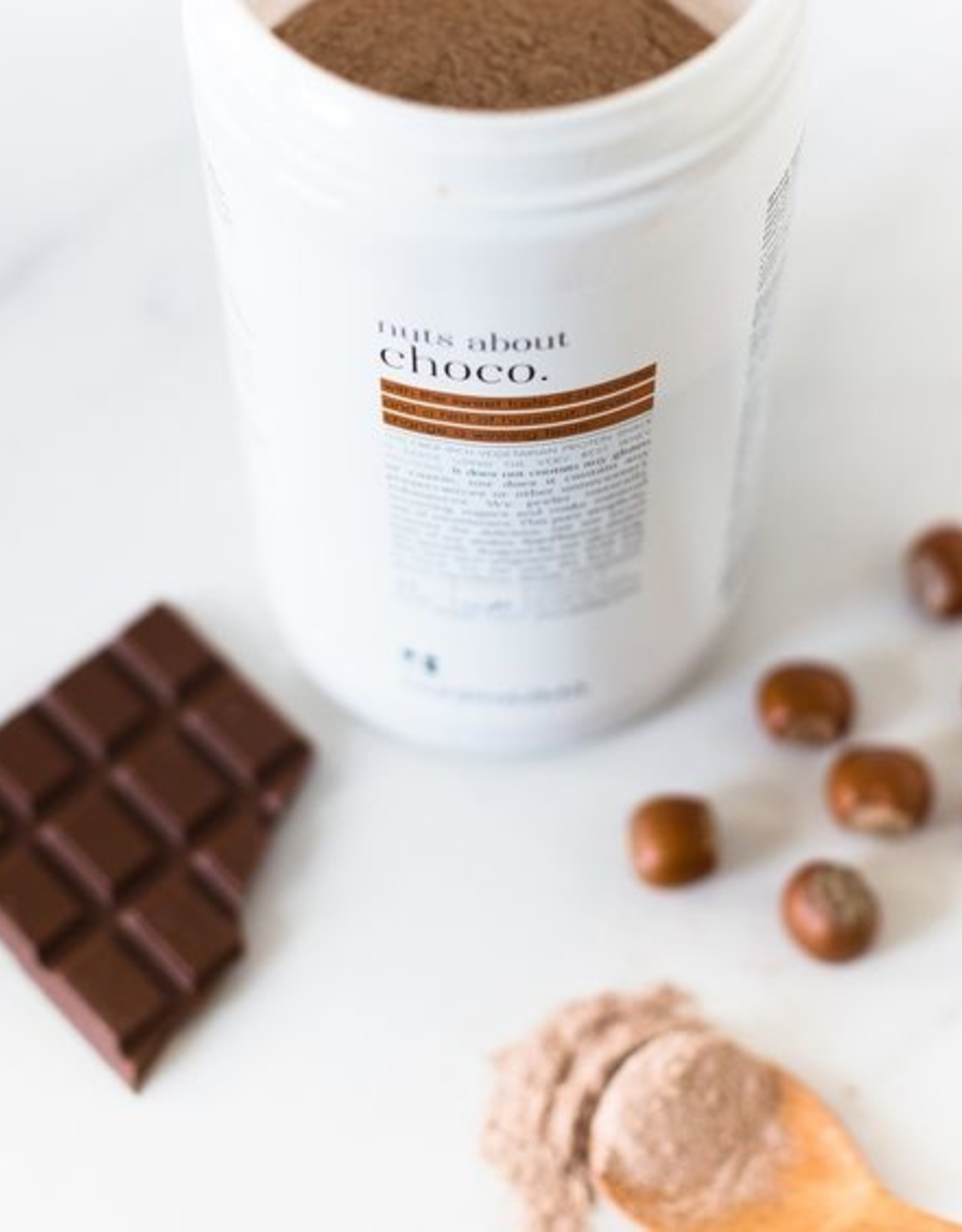 RainPharma Rainpharma - Nuts about Choco