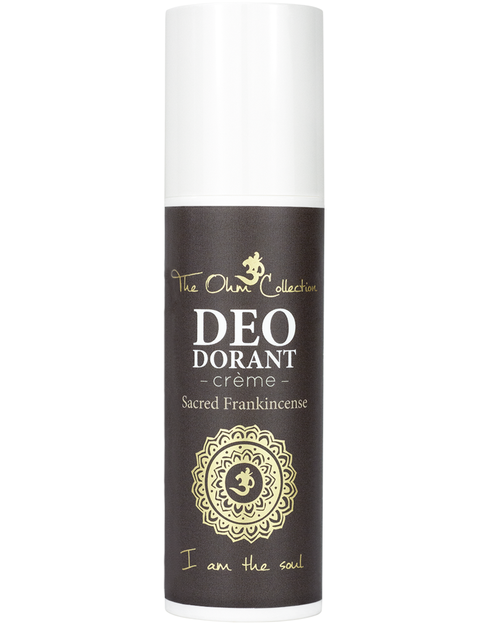 Ohm Deo Dorant Creme SacredFrankincense 50 ml