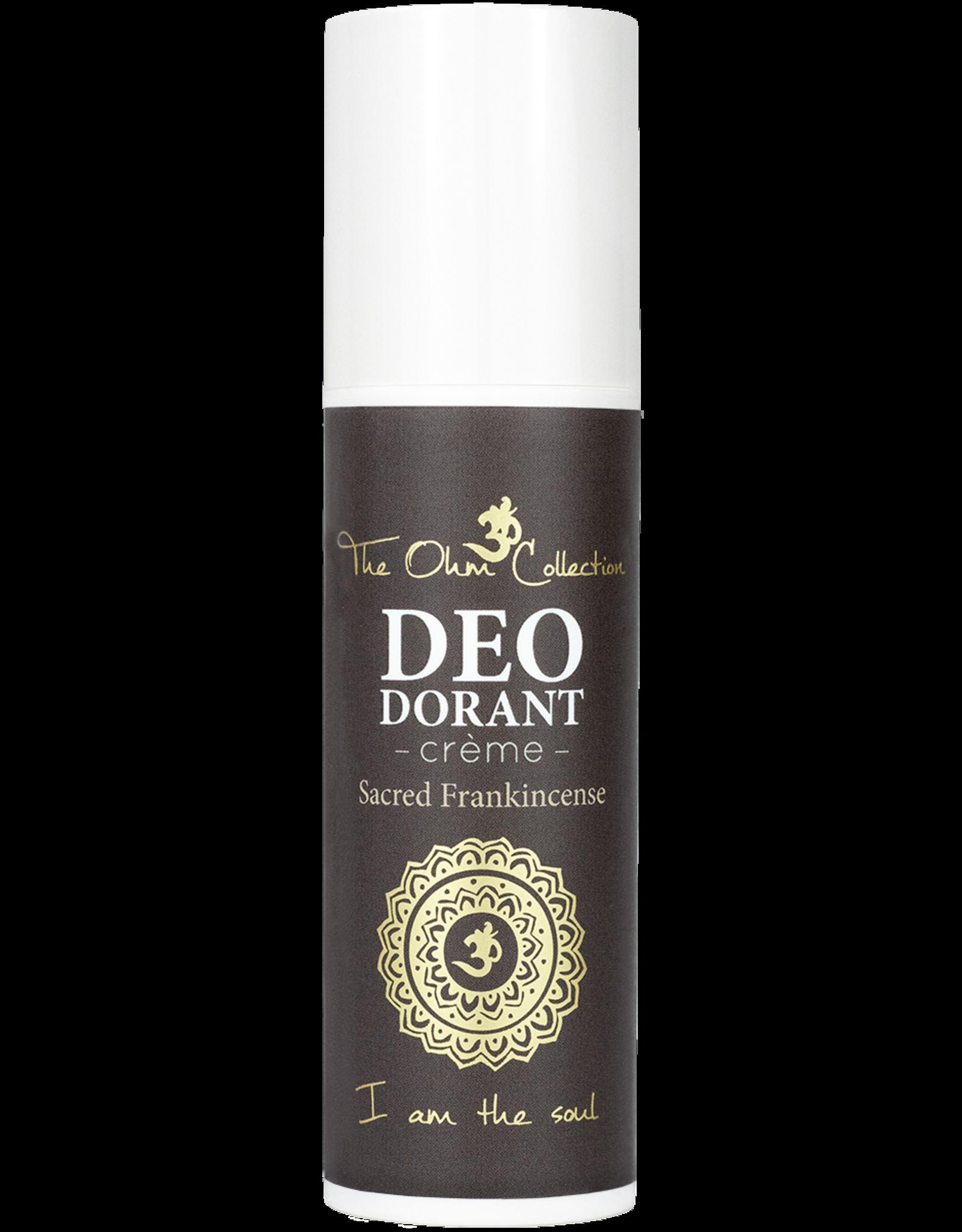 Ohm Ohm Deo Dorant Creme SacredFrankincense 50 ml