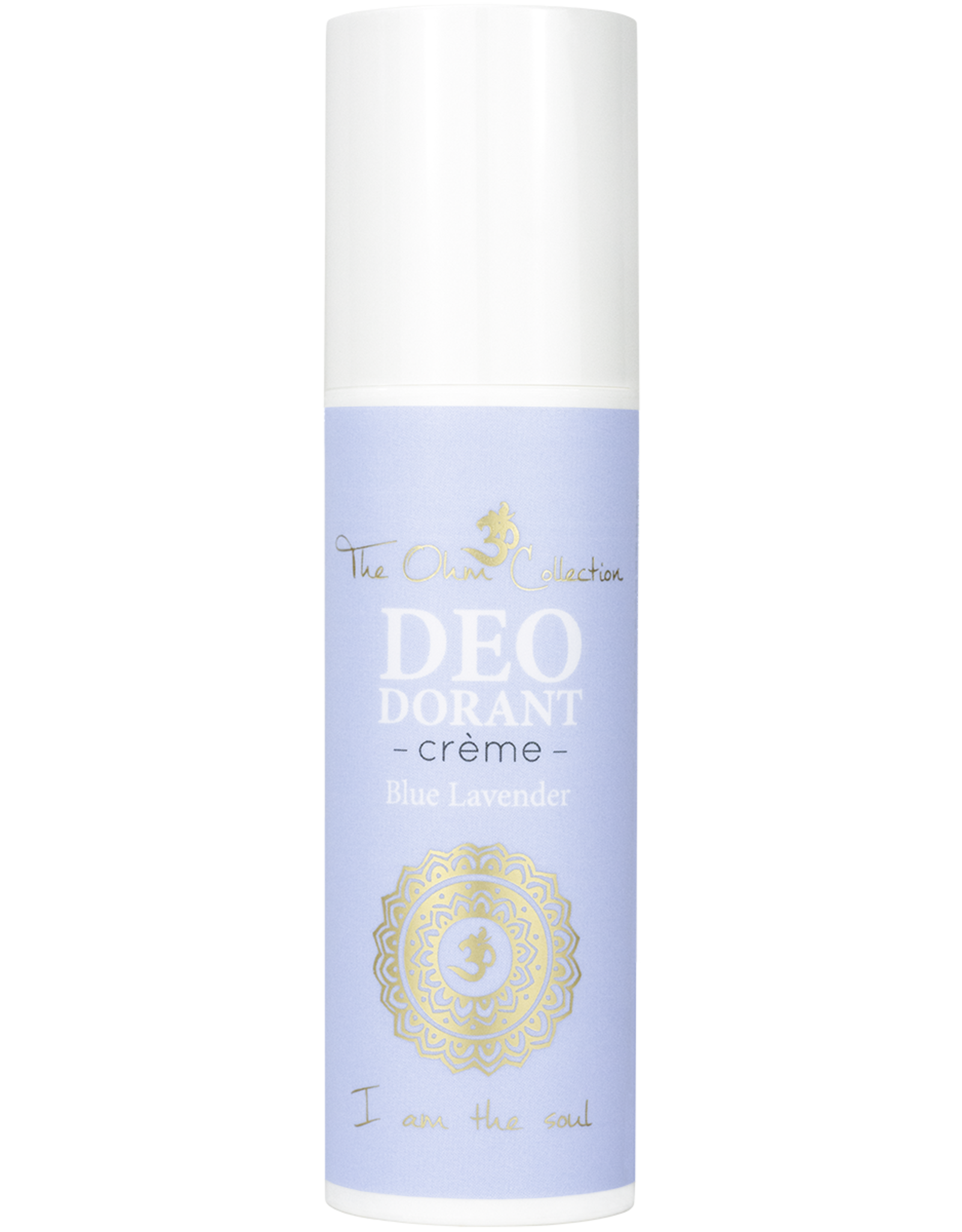 Ohm Ohm Deo Dorant Creme Blue Lavender 50 ml