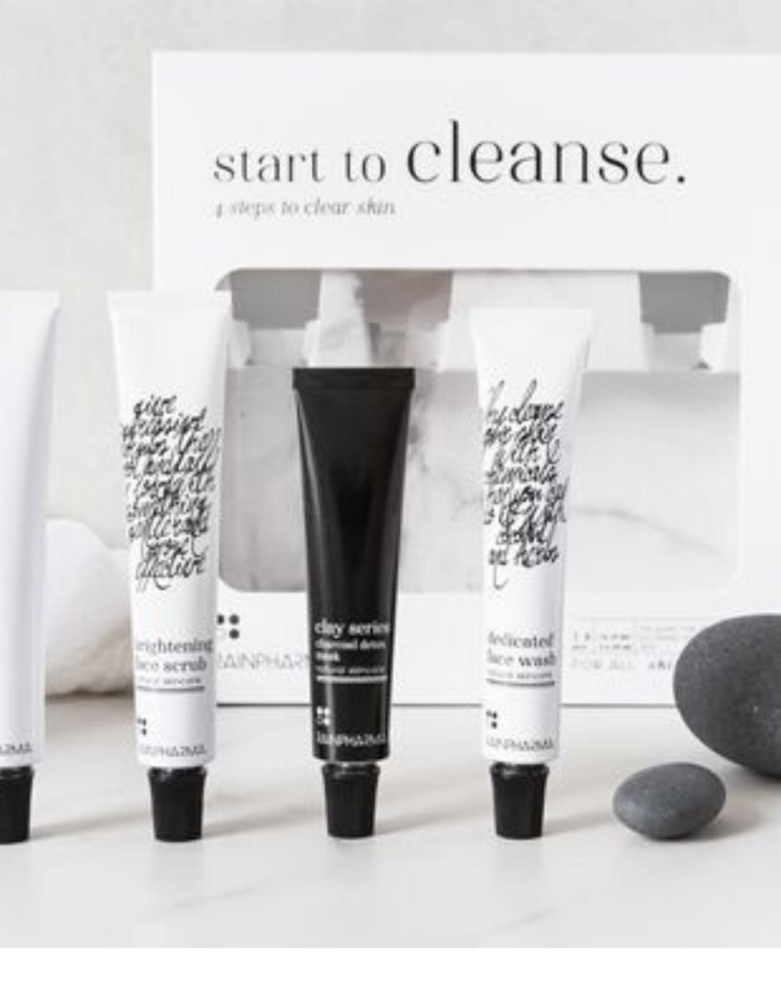 RainPharma Skin Kit Start to Cleanse - Rainpharma
