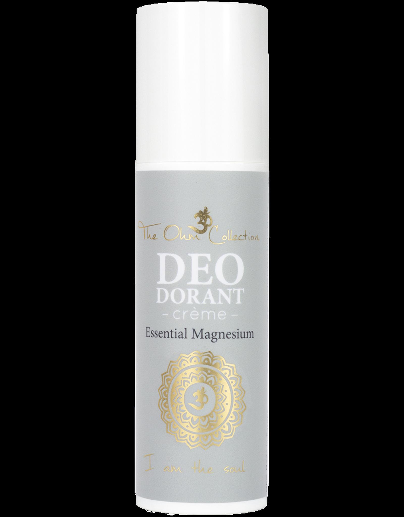 Ohm Deo Dorant creme Essential Magnesium 50ml