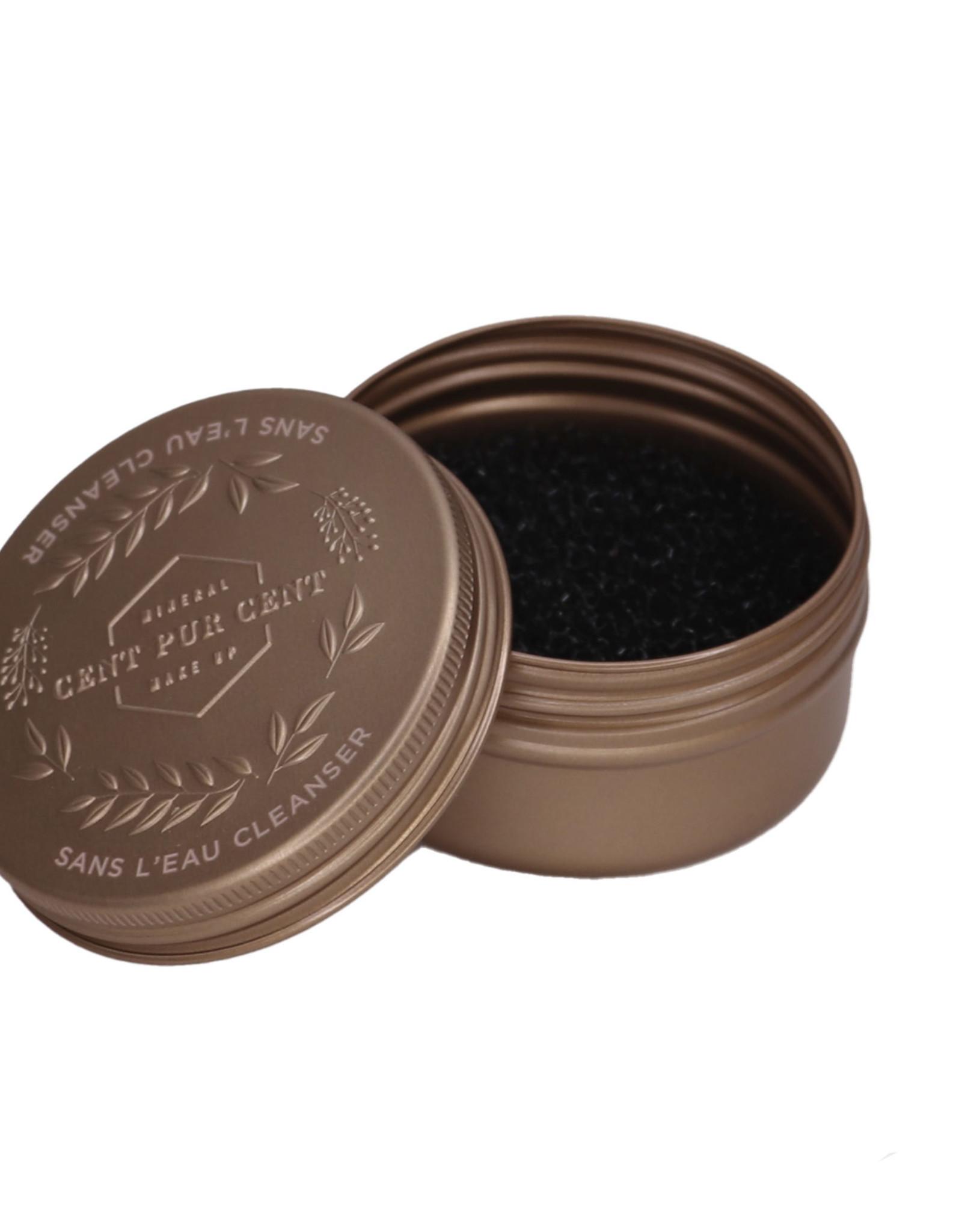 CentpurCent Cent pur Cent Brush Cleanser Sans l'Eau