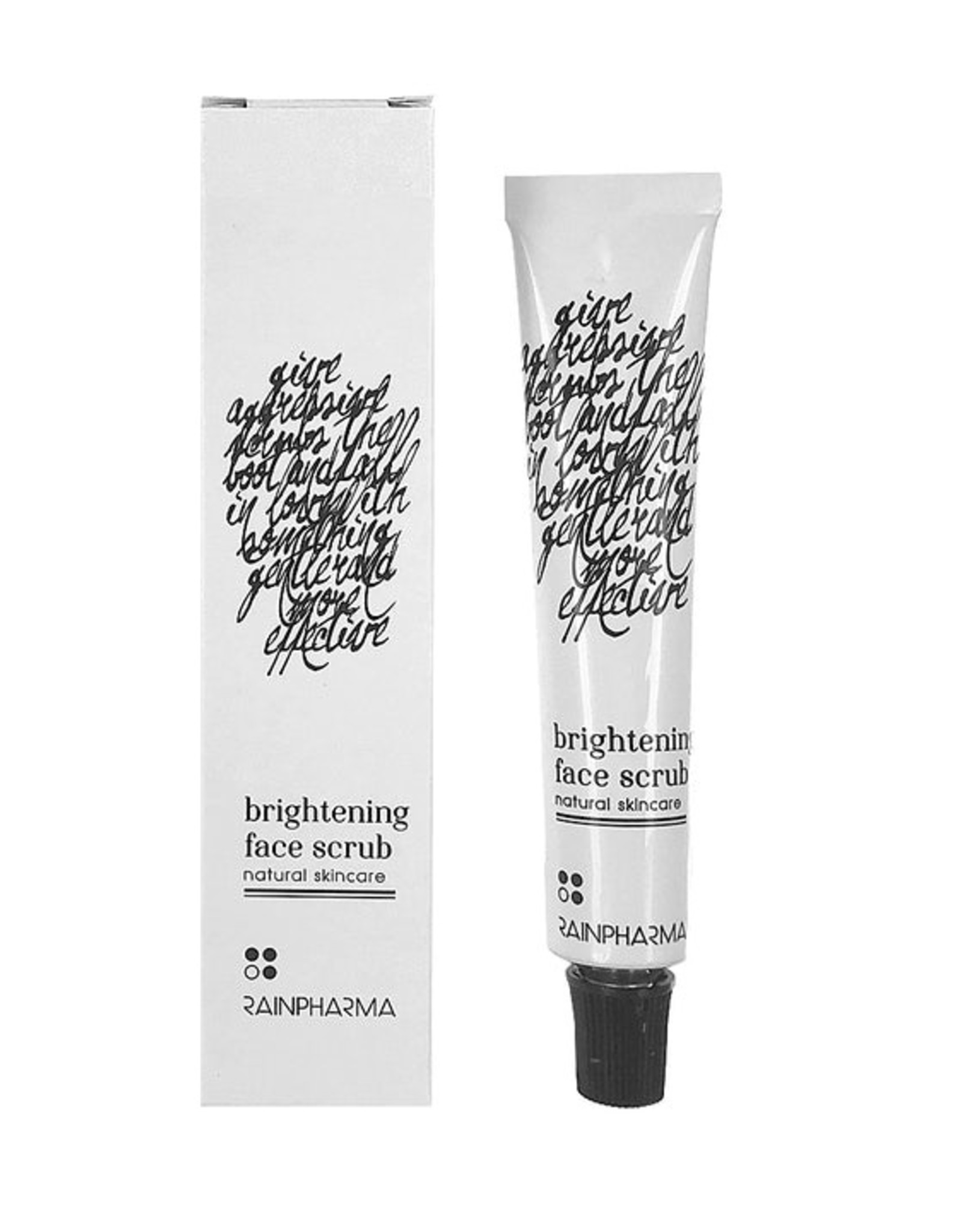 RainPharma TRAVEL Brightening Face Scrub 20ml - Rainpharma