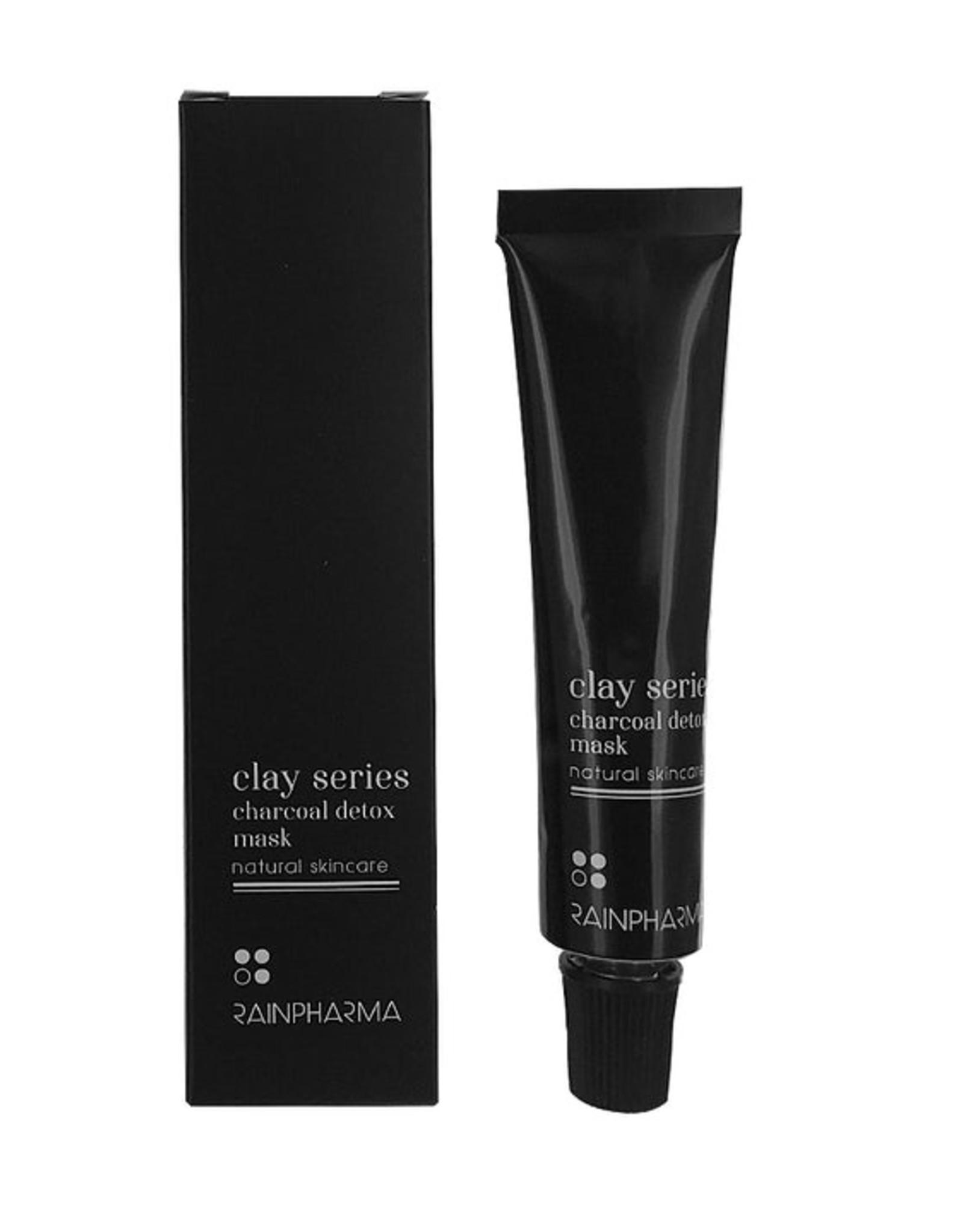 RainPharma TRAVEL - Charcoal Detox Mask Tube 10ml - Rainpharma