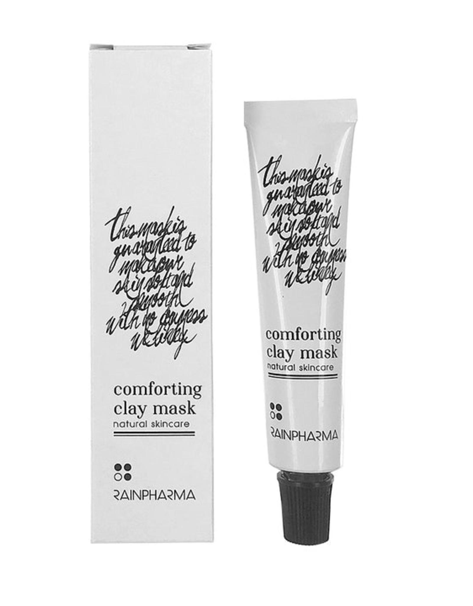 RainPharma Clay Series - Comforting Clay Mask 10ml TRAVELSIZE - Rainpharma