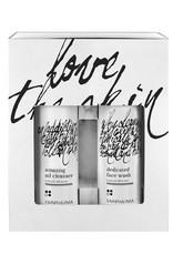 RainPharma RainPharma - Promoset Amazing Oil Cleanser 200ml + Dedicated Face Wash 200ml