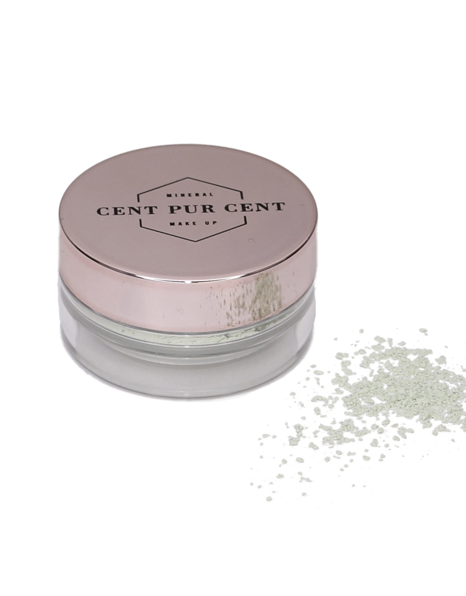 CentpurCent Cent pur Cent - Mineral Loose Concealer Groen