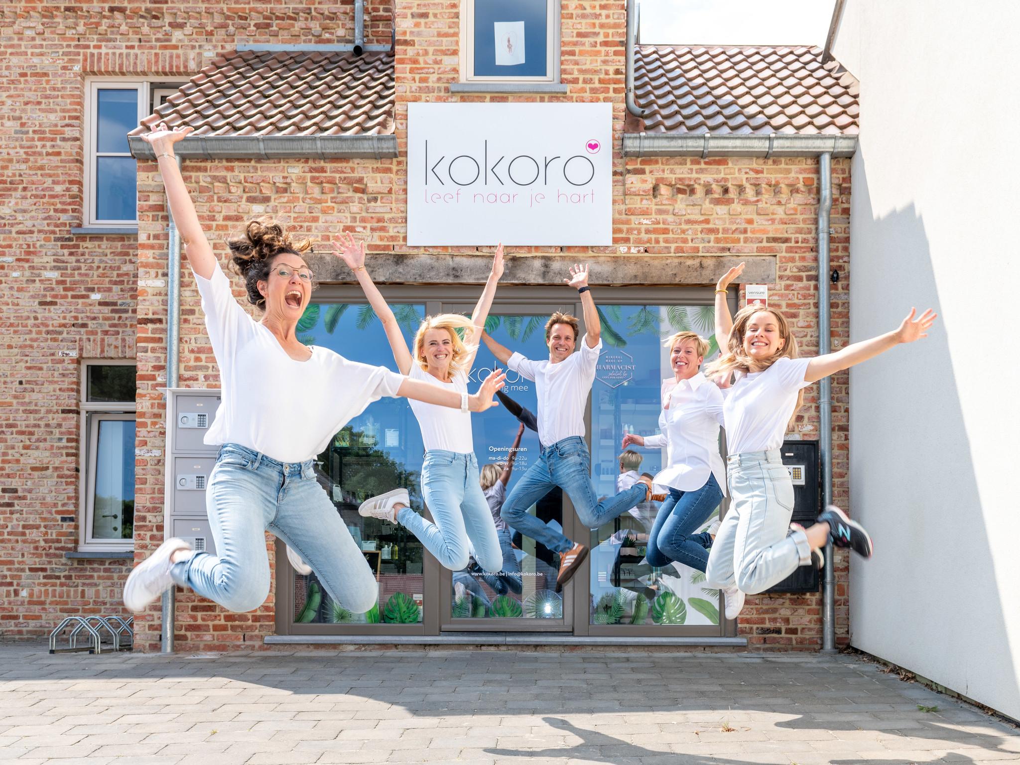 Team Kokoro - Spring mee !