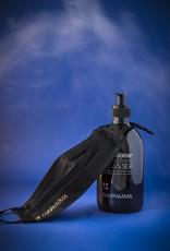 RainPharma Rainpharma - Mondmasker Standaard (zwart) - 1 stuk