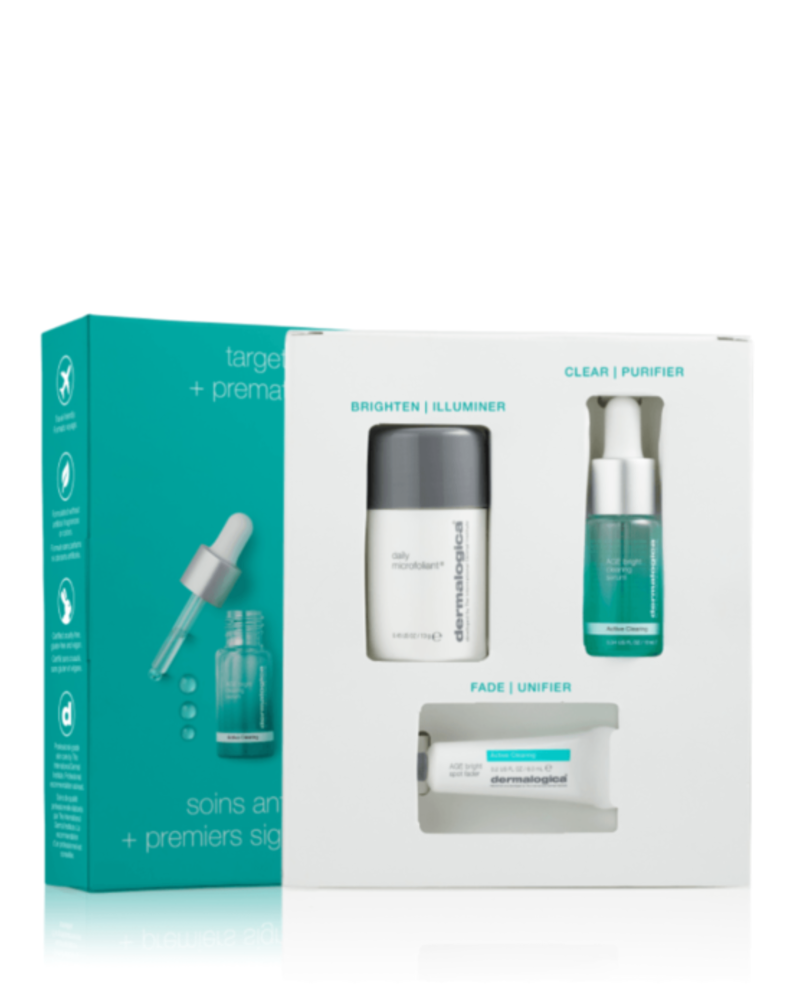 Dermalogica Active Clearing - Target Breakouts + Premature Skin Aging  - Dermalogica