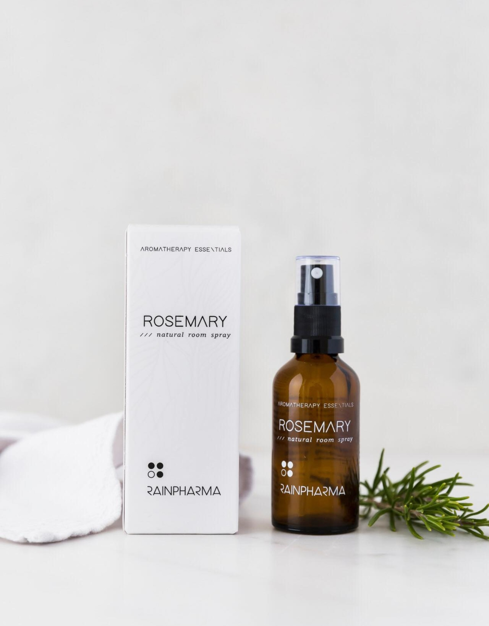 RainPharma Natural Room Spray Rosemary 50ml - Rainpharma