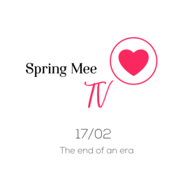 Zoomsessie 'The end of an era!' - 17/02/2021