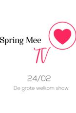 Zoomsessie 'De grote welkom show!' - 24/02/2021