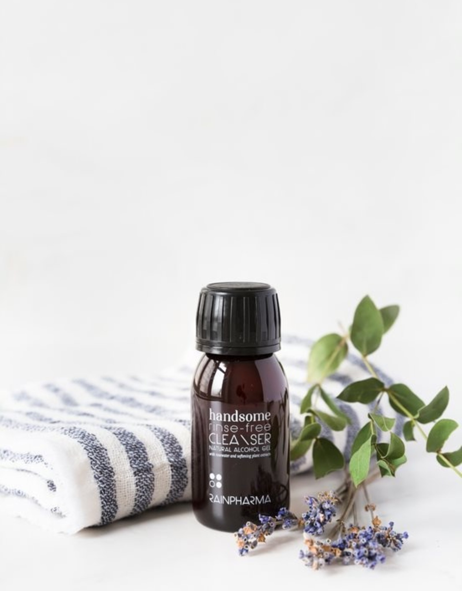RainPharma TRAVEL - Handsome Rinse Free Cleanser 60ml - Rainpharma