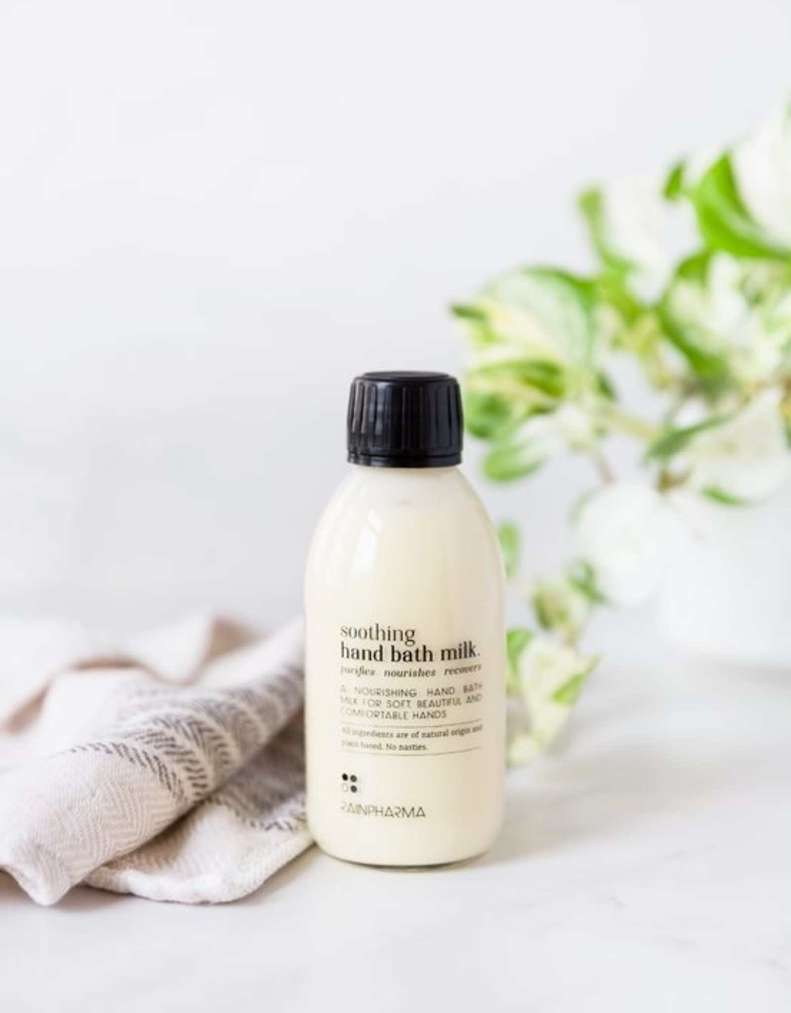 RainPharma Soothing Hand Bath Milk 200ml - Rainpharma