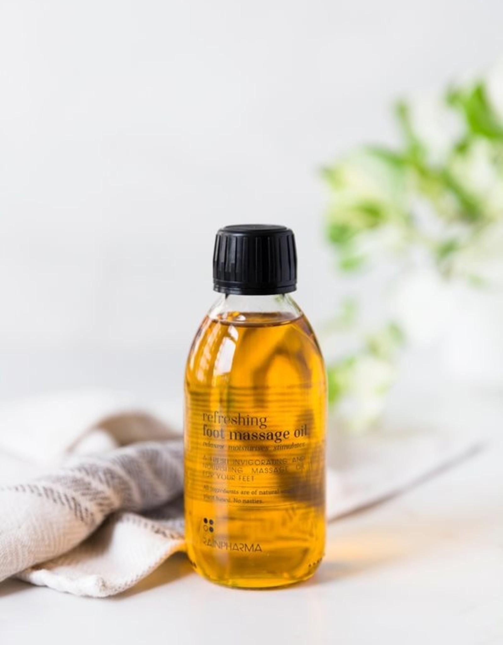 RainPharma Refreshing Foot Massage Oil 200ml - Rainpharma