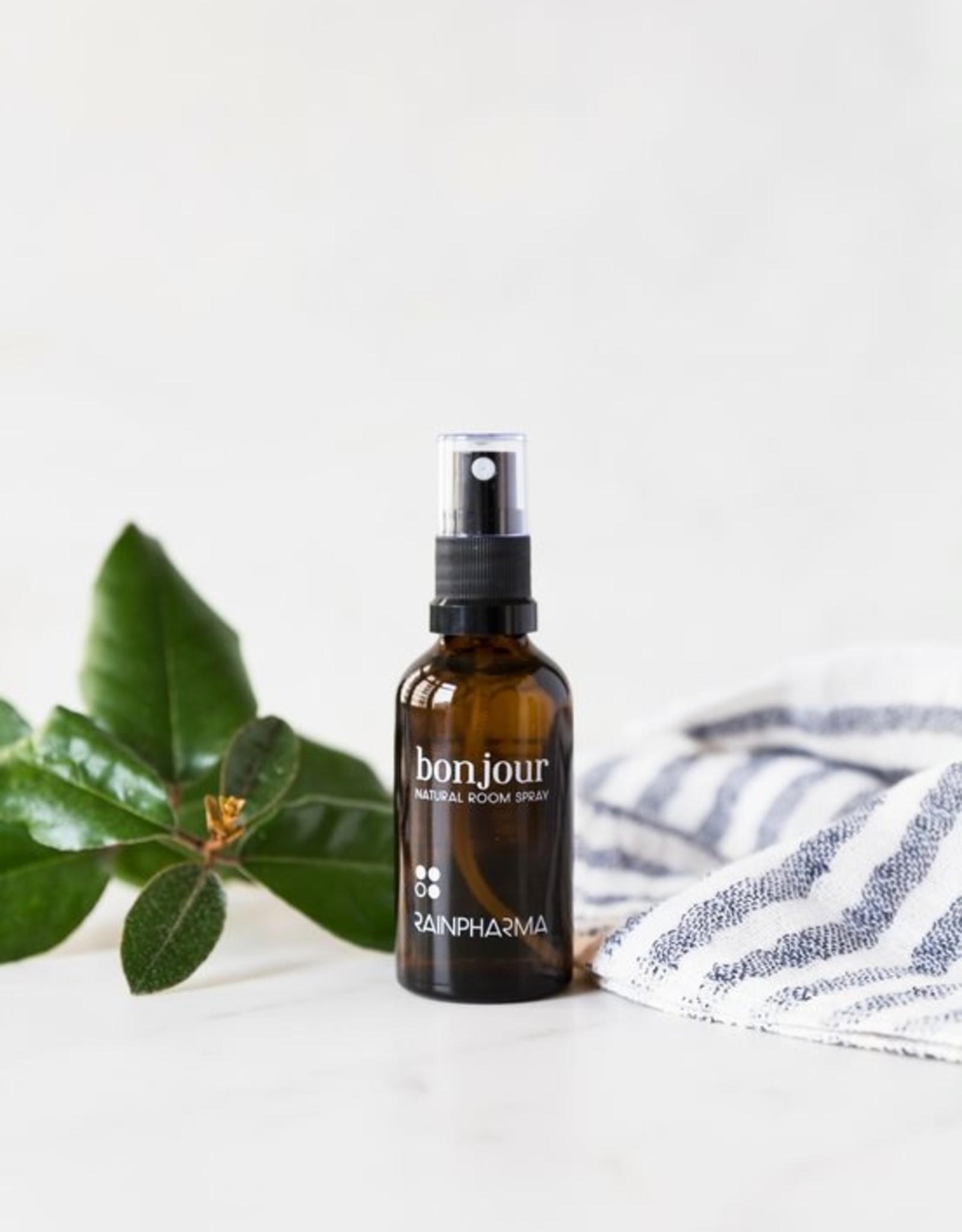 RainPharma Natural Room Spray Bonjour 50ml - Rainpharma
