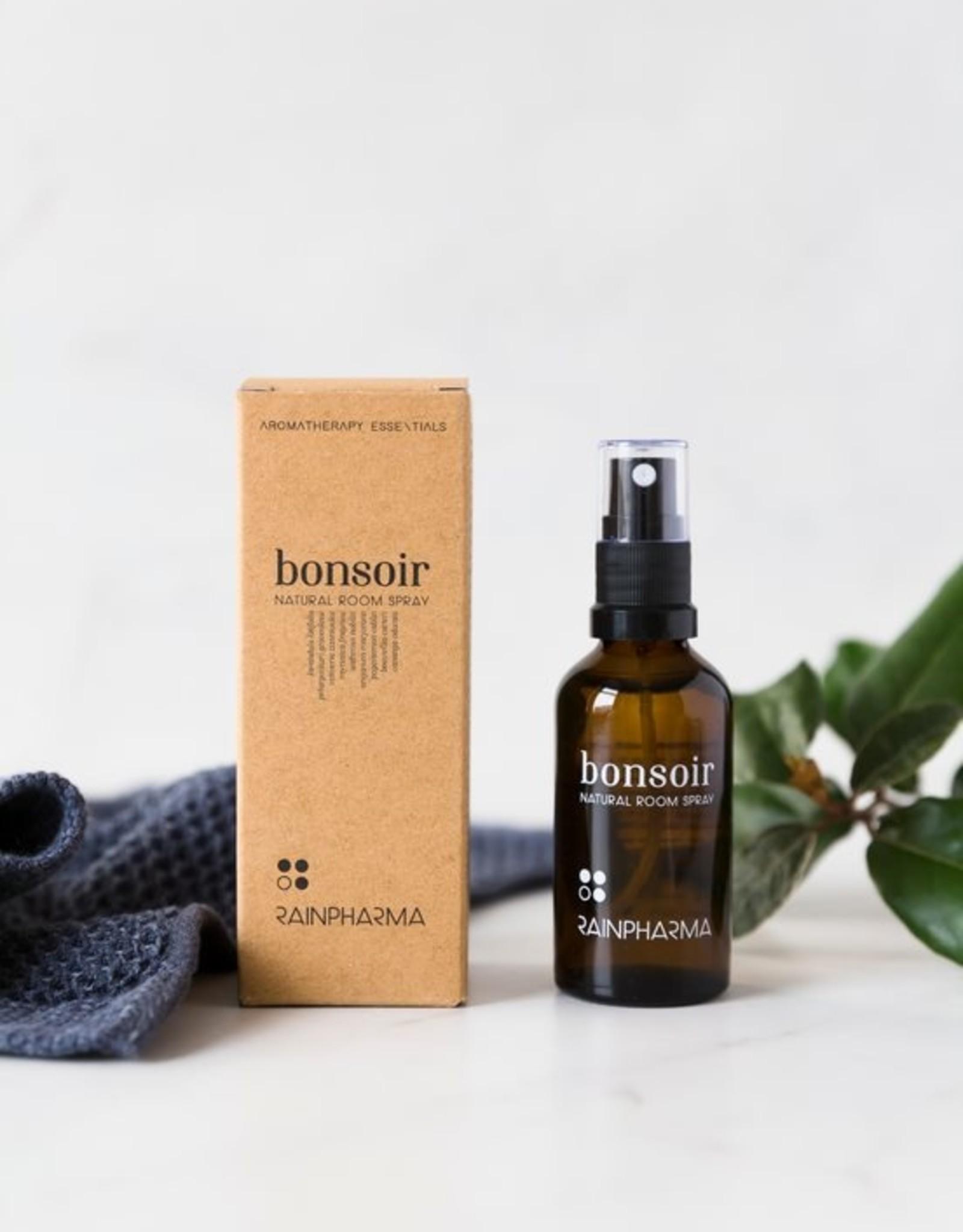 RainPharma Natural Room Spray Bonsoir 50ml - Rainpharma