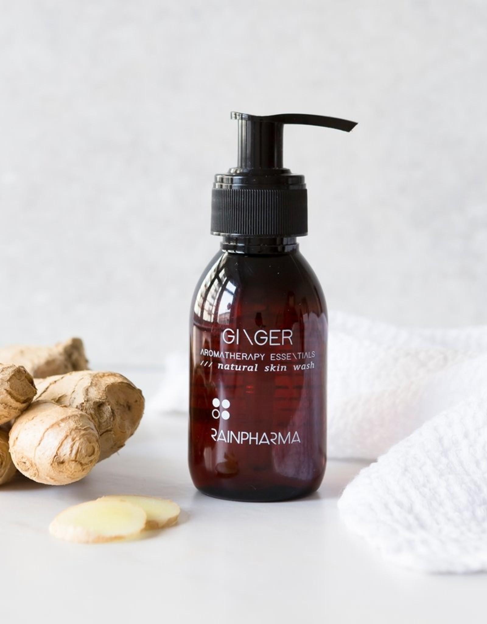 RainPharma Skin Wash Fresh Ginger 100ml - Rainpharma
