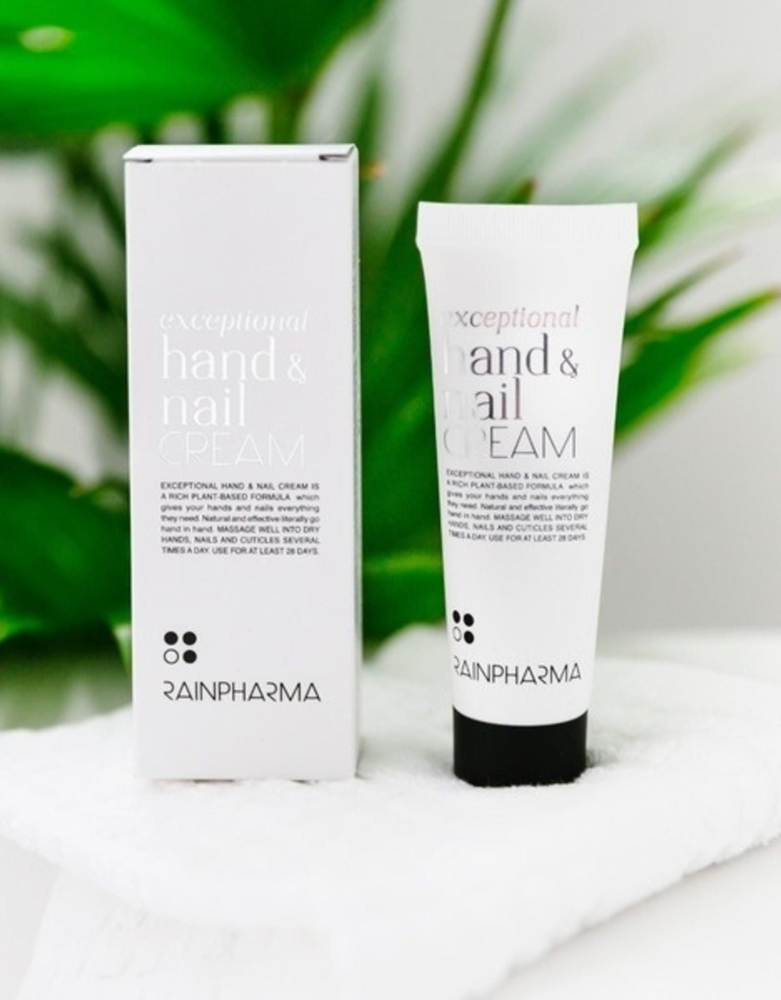 RainPharma Exceptional Hand & Nail Cream - Rainpharma