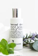 RainPharma Charcoal Detox Foot Scrub 100ml - Rainpharma