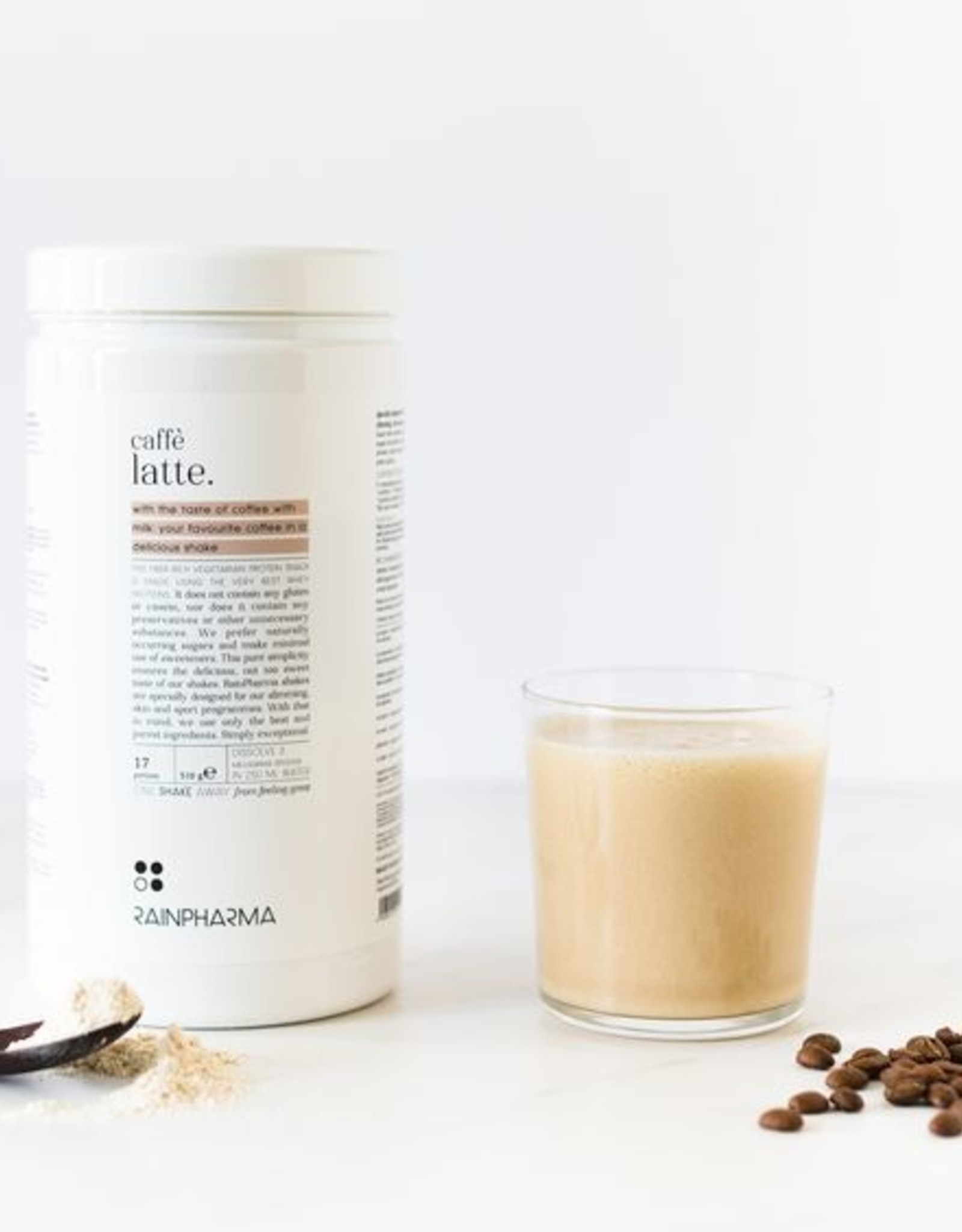 RainPharma Caffe Latte 510g - Rainpharma