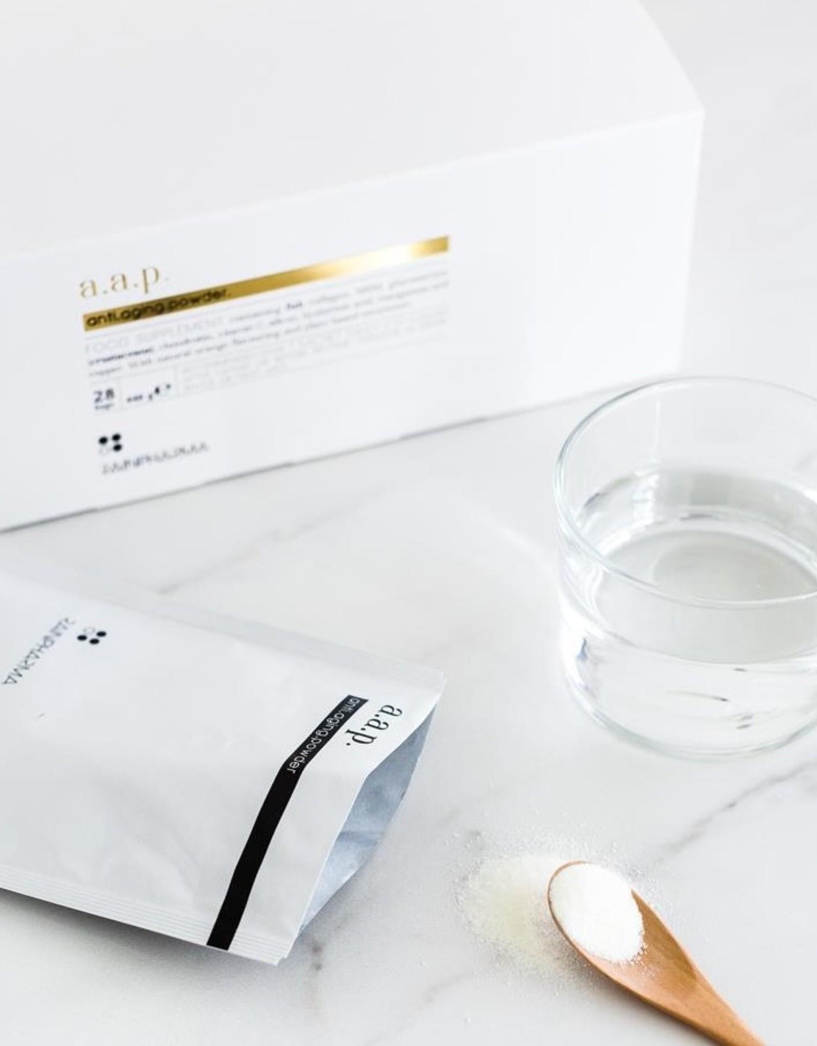 RainPharma A.A.P. Anti.aging.powder  28 Bags - Rainpharma