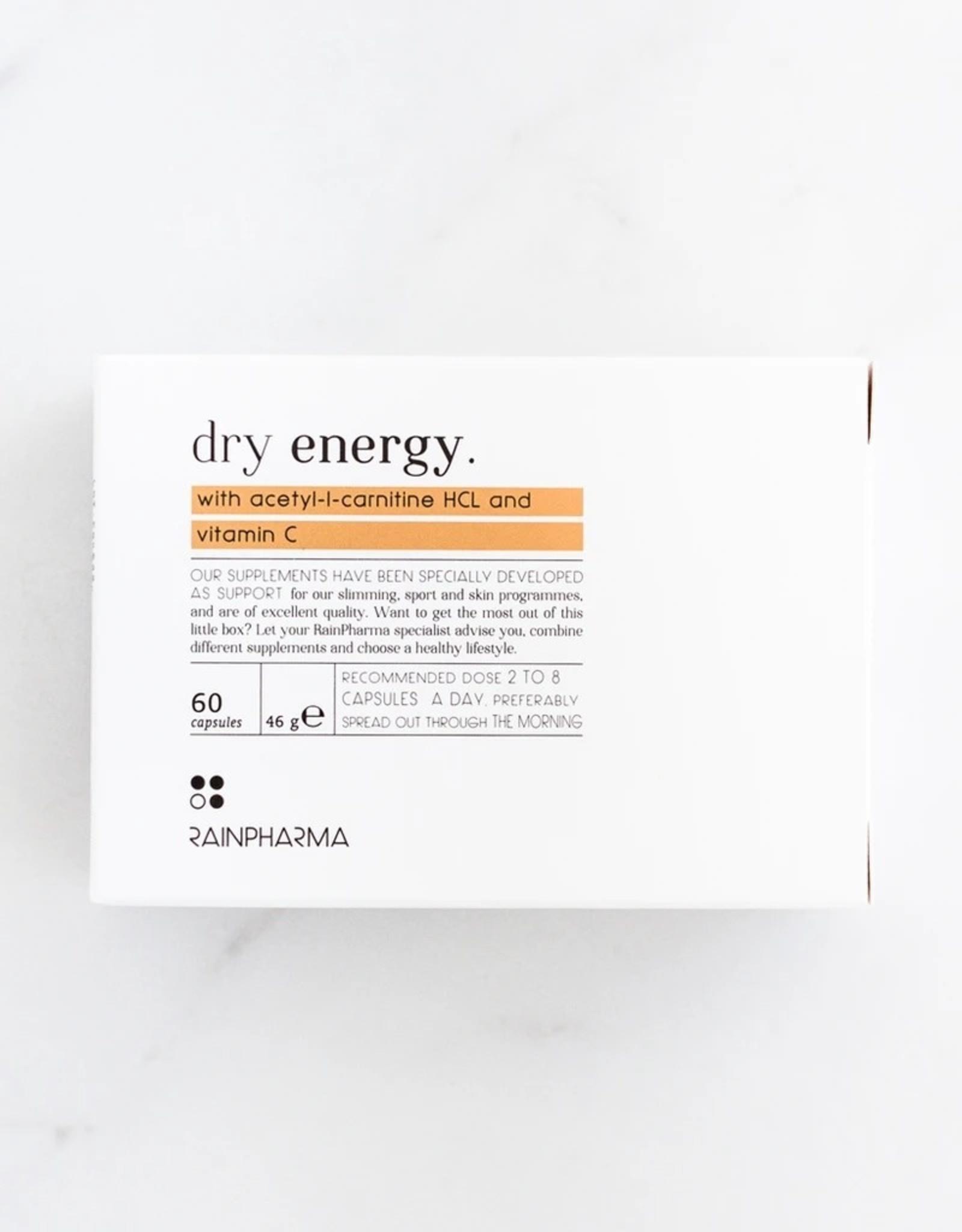 RainPharma Dry Energy 60 caps - Rainpharma