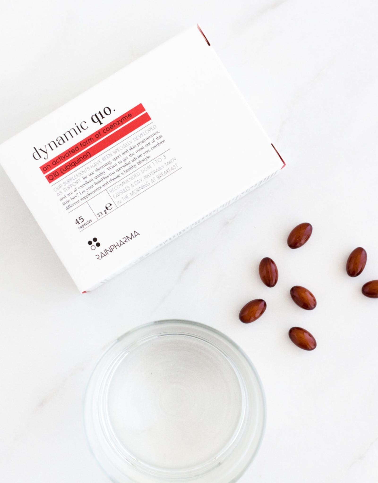 RainPharma Dynamic Q10 45 caps - Rainpharma