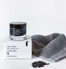 RainPharma Clay Series - Charcoal Detox Mask 10ml TRAVELSIZE - Rainpharma
