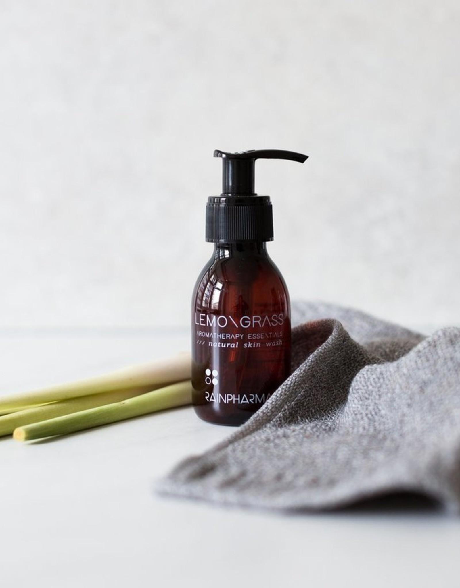 RainPharma Rainpharma - Skin Wash Lemongrass 60 ml (reisformaat)