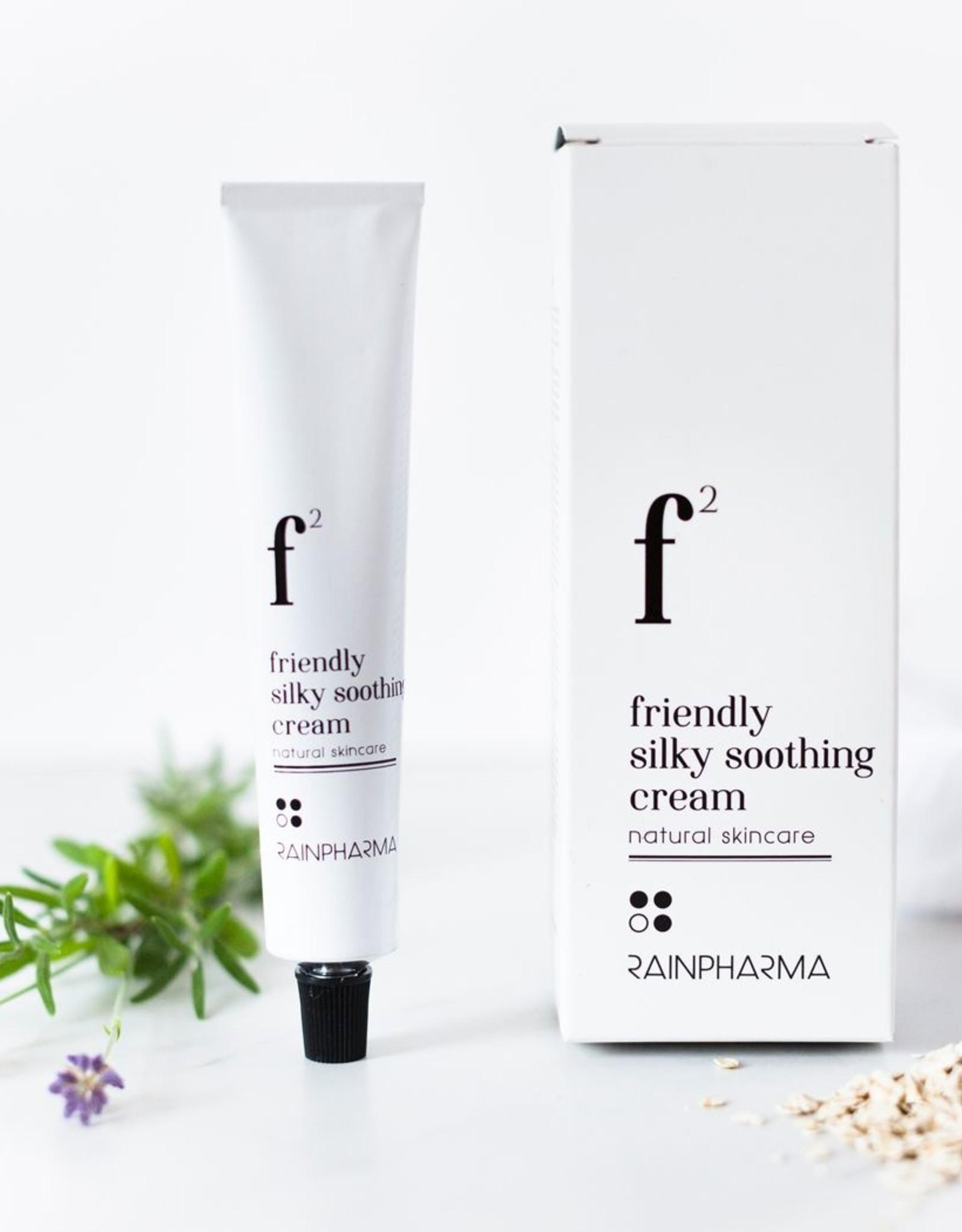 RainPharma F2 - Friendly Silky Soothing Cream 50ml - Rainpharma