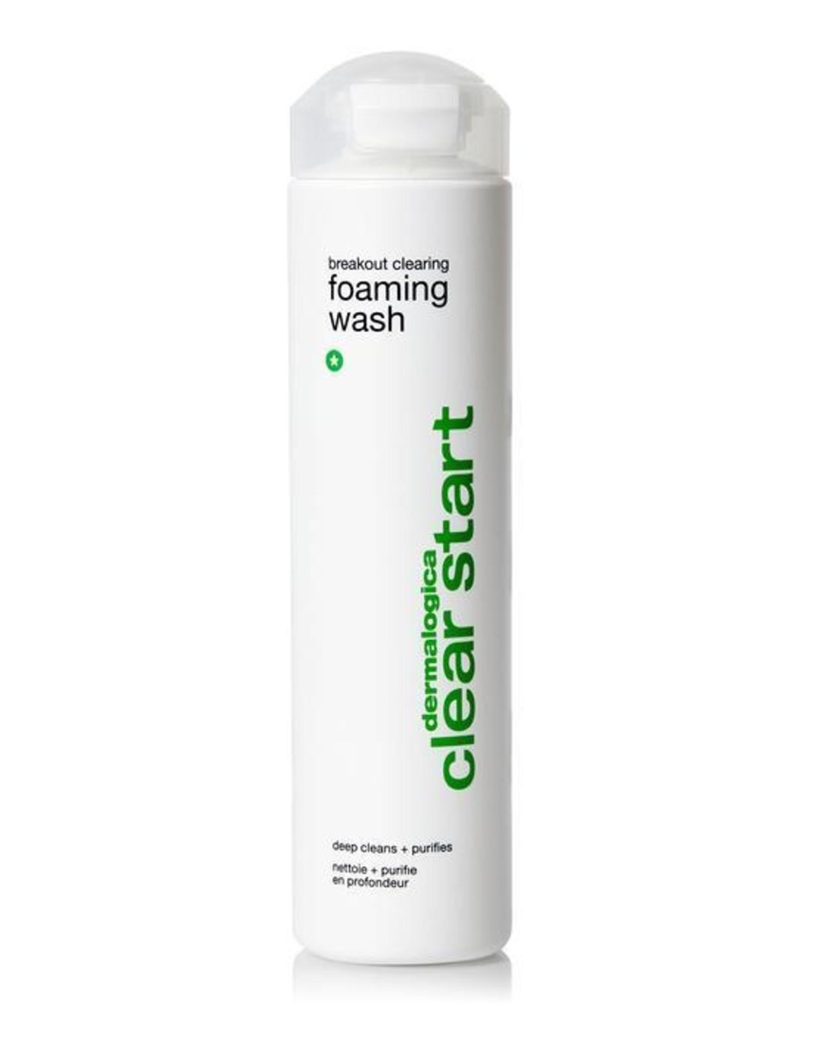 Dermalogica Clear Start - Breakout Clearing Foaming Wash 295ml - Dermalogica