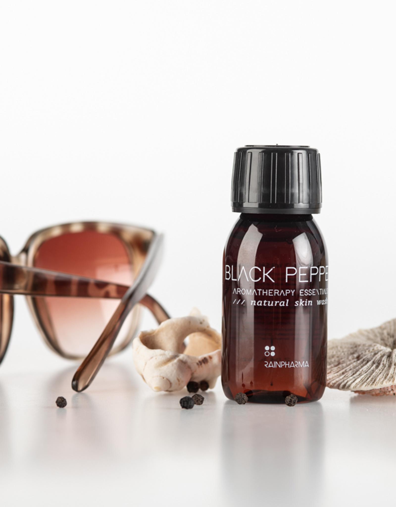 RainPharma Skin Wash Black Pepper 60ml - Rainpharma
