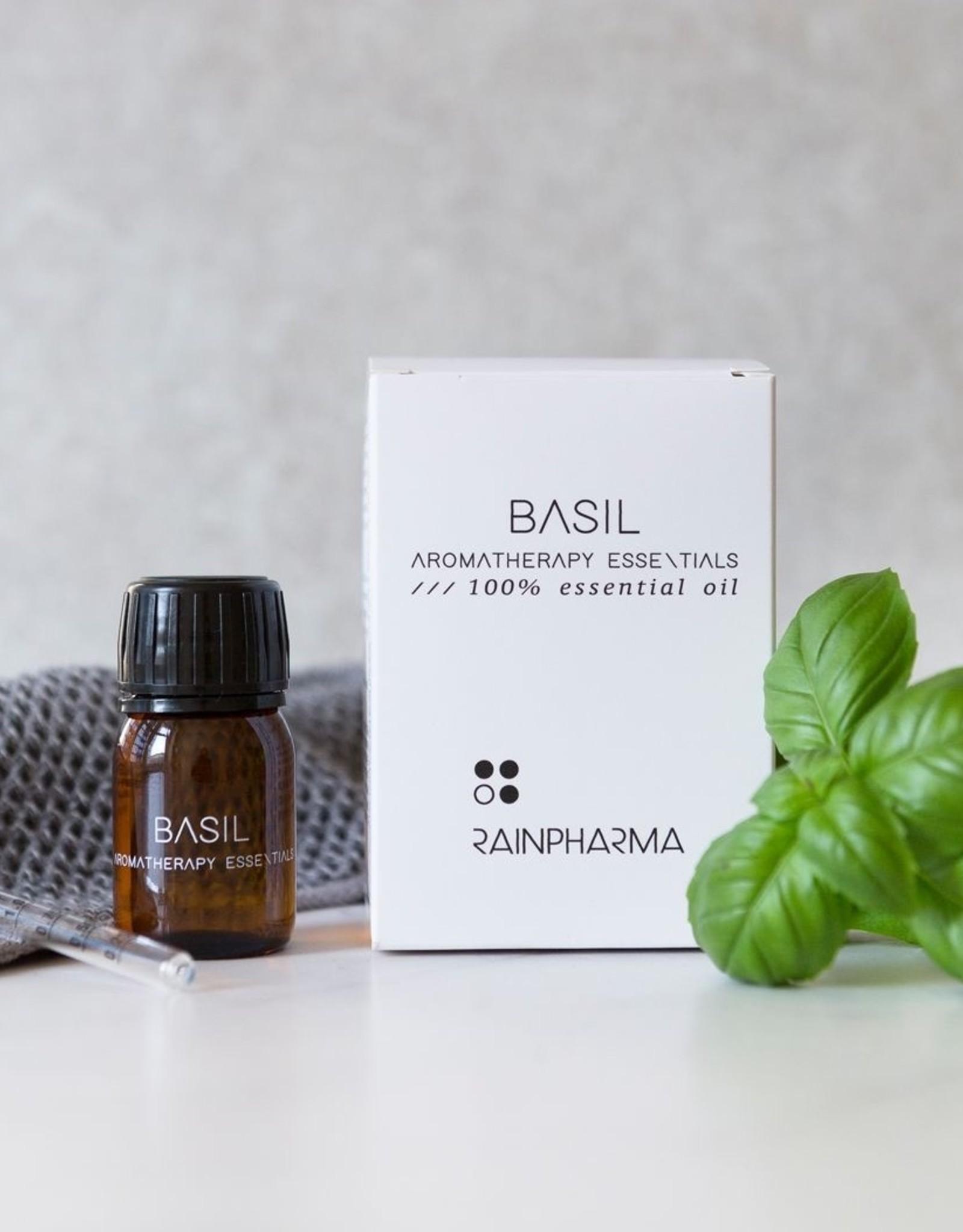 RainPharma Essential Oil Basil 30ml - Rainpharma