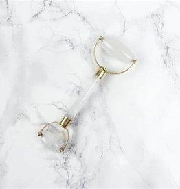 White Lotus Bergkristal Rollers Tweekoppig - White Lotus