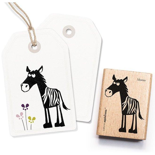 Stempel Zebra Momo 2292