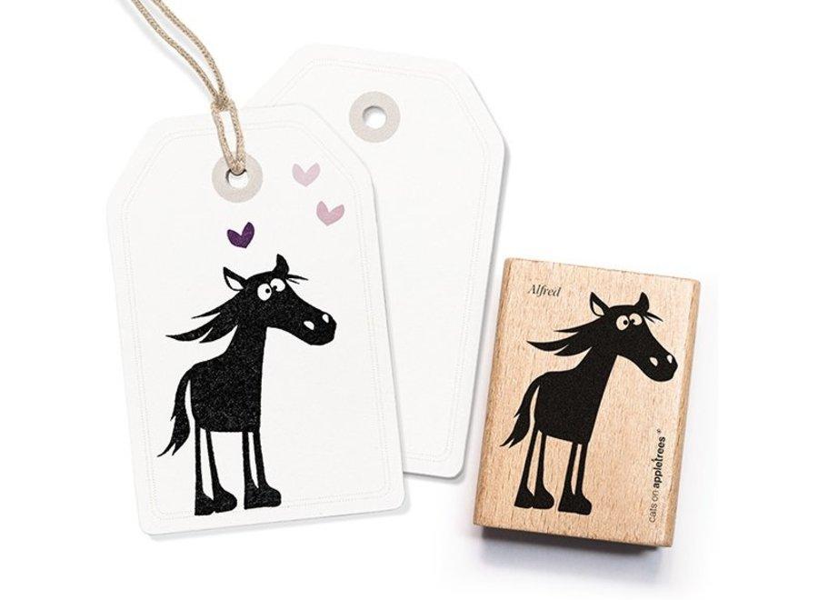 Stempel Alfred het Paard 2298