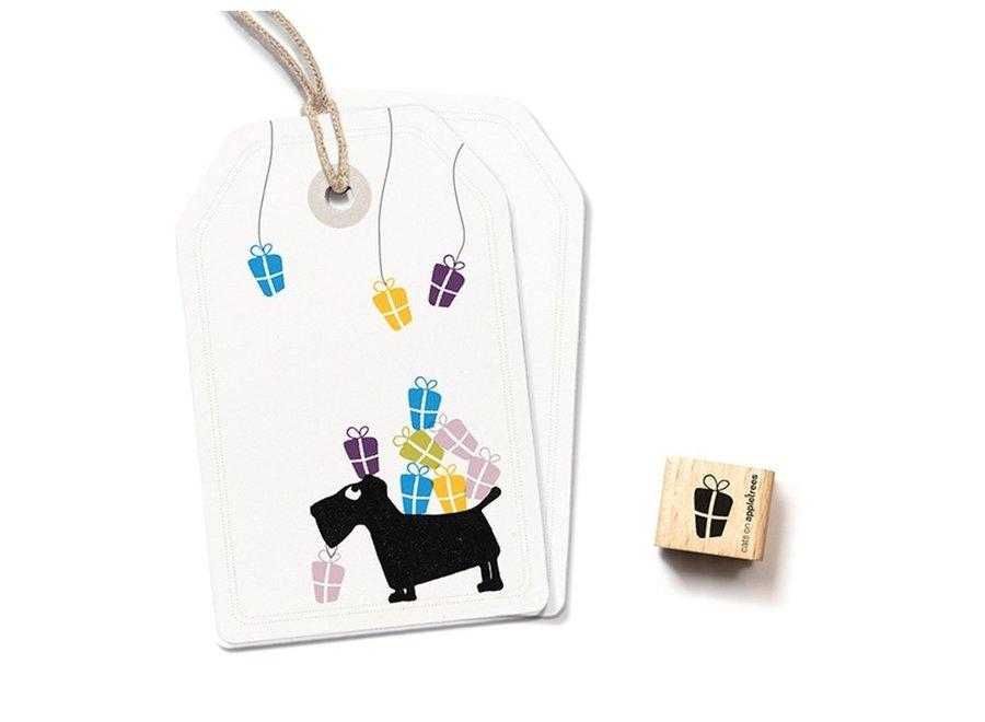 Ministempel cadeau small 2323