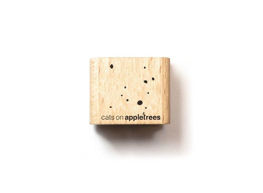 Ministempel kleine Confetti 27283