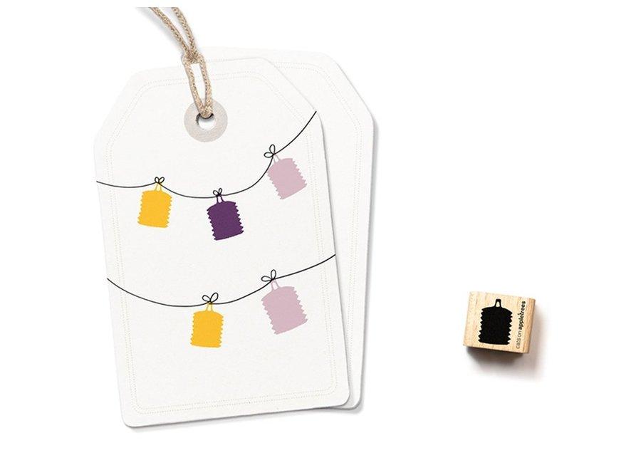 Ministempel Lampion 1 (XS) 2319