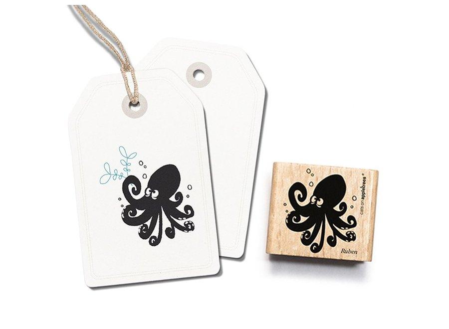 Stempel Octopus Ruben 2428