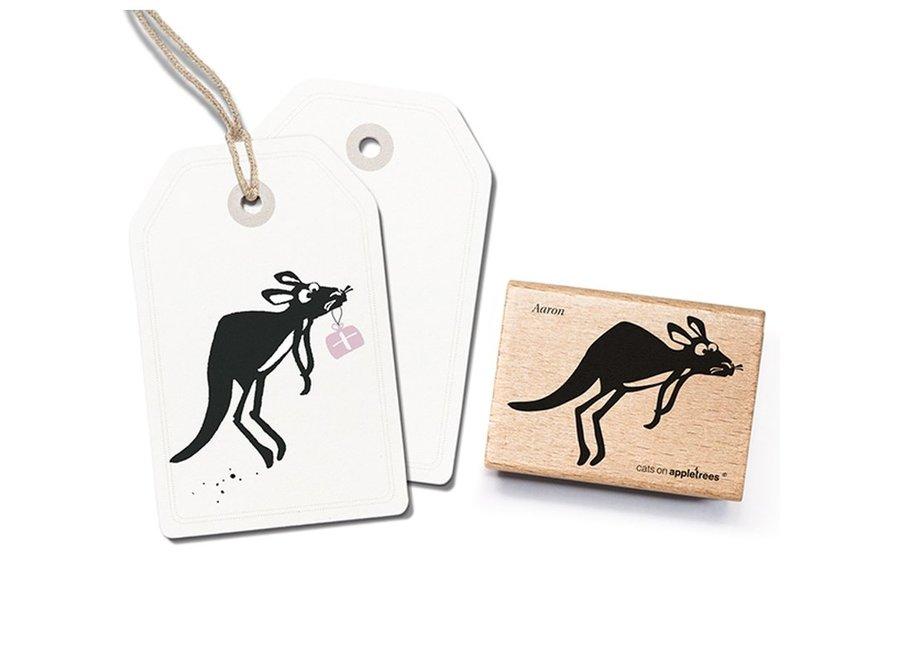 Stempel Kangaroe Aaron 2301