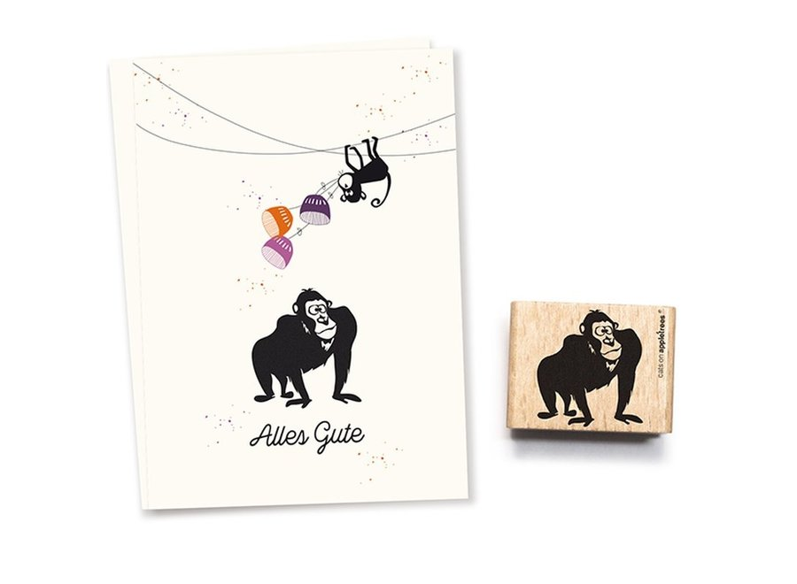 Stempel Gorilla Torge 2576